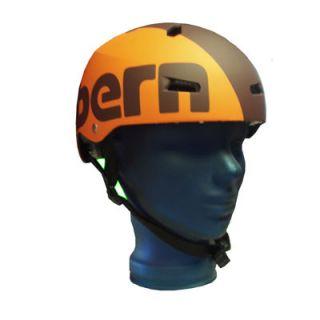 BERN Macon H2O Wake brown orange 2 Way *NEU*