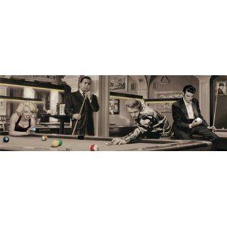 Gemälde Marilyn Monroe Humphrey Bogart James Dean Elvis 158 x 53 cm