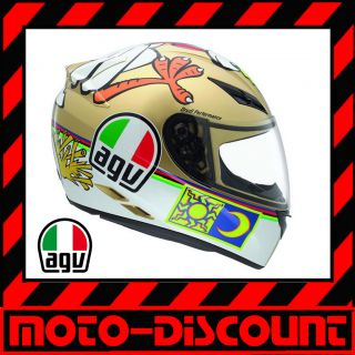 Helm AGV K3 THE CHICKEN *UPE: 229,95 Grösse: L