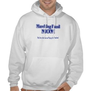 Marching Band Mom/ Trombone Hoody