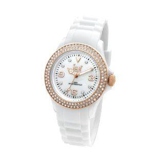 Ice Watch Armbanduhr Stone Sili Small WeissY ST.WE.S.S.09 Ice Watch