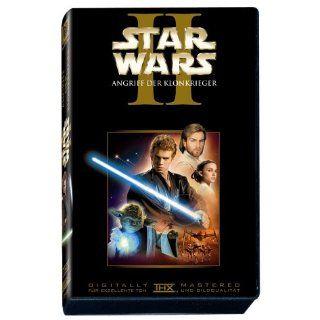 Star Wars Episode II   Angriff der Klonkrieger [VHS] Hayden