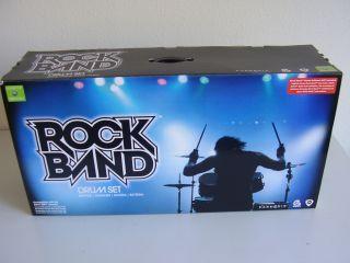 Rock Band Drum Set Drums Schlagzeug für Xbox 360 Neuware