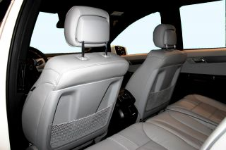 Mercedes Benz Sitzgarnitur Leder links rechts vorne hinten Rücksitz