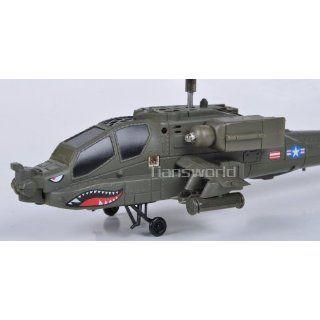 Syma S109 AH 64 Apache Gyro Mini Helicopter U.S. Army