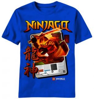 Youth: Lego Ninjago   Red Card T shirts