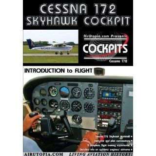 Cessna 172 Skyhawk Cockpit   Introduction to Flight Filme