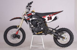 CENKOO XB 30 Enduro Cross Dirt Bike 250CC 4Takt SCHWARZ