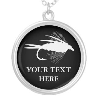 Fly Fishing Lure to Personalize Jewelry
