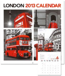 London   2013 Calendar Calendars