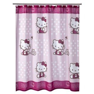 Hello kitty hello usa hardcover higashi glaser design - Duschvorhang rosa ...