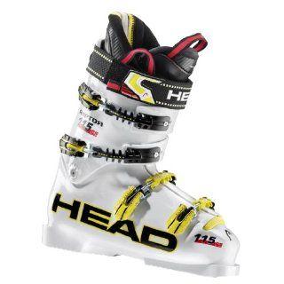 Head RAPTOR 115 RS Skischuh Herren, weiß/gelb Schuhe