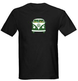 VW Kombi Van Ninja Turtles Retro T Shirt S M L XL XXL