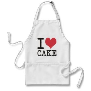 LOVE Candy Cereal Cake Products & Designs! Aprons