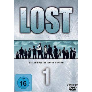 Lost   Die komplette erste Staffel (7 DVDs) Matthew Fox