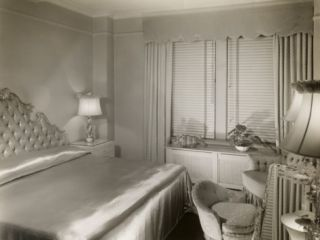 1960s/70s Bedroom Photographic Print by George Marks