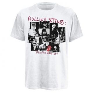 Universal Music Shirts Rolling Stones,The   Exile Frame 0928505 Unisex
