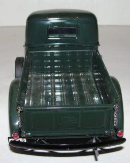 Danbury Mint 1942 Green Ford Pickup Truck Diecast