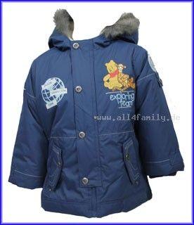 Disney Winnie Pooh Winterjacke Mantel Jacke zwei Farben Gr. 62/68   86