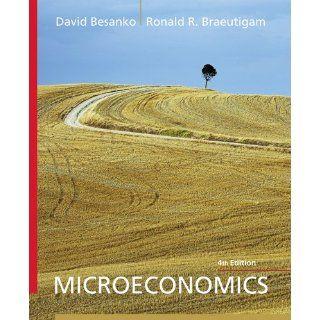 Microeconomics: Michael J. Gibbs, David A. Besanko, Ronald