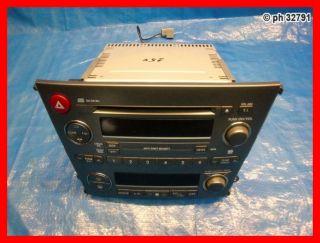 Radio mit CD für Subaru Legacy IV ab Bj 03 (254)