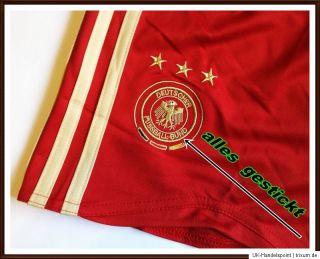 ADIDAS ClimaCool DFB Short super für den Sport Gr. 128 in Rot Gold