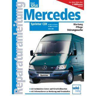 Mercedes Benz Sprinter CDI 1251 cm3 und 2686 cm3 Diesel ab Baujahr