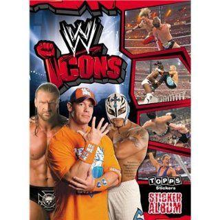 Topps TO1202   Topps   WWE   Icons Album Spielzeug