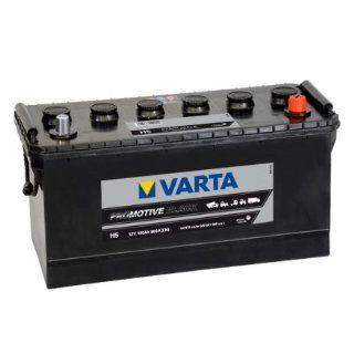 VARTA PRO MOTIVE BLACK AUTOBATTERIE H5 12V 100AH 600A 600 047 060