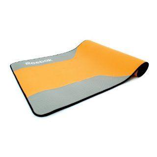 Eco Yoga Mat mit Eyelets, 183 x 61 cm Sport & Freizeit