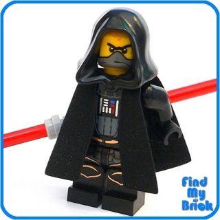 SWtor 275 Lego Star Wars Sith Lord Darth Malgus Custom Minifigure NEW