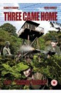 THREE CAME HOME ~ WAR FILM ~ DVD