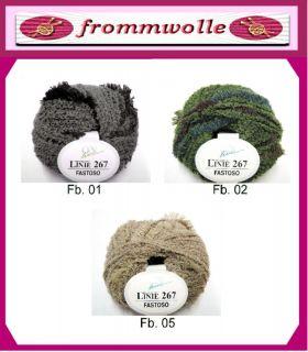 Fastoso Effektwolle ONline Wolle Linie 267 Strickwolle