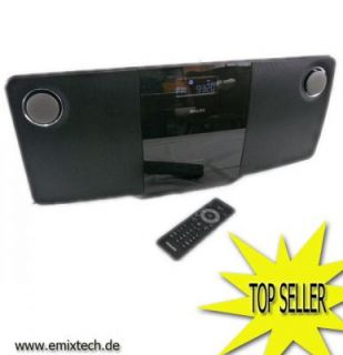 Philips DCM 278 Kompaktanlage  Radio CD Player USB iPod iPhone Dock