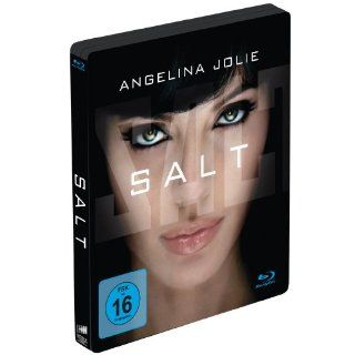 Salt (Limited Steelbook Edition) [Blu ray] Angelina Jolie