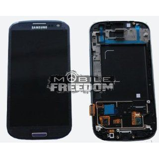 Samsung Galaxy S3 i9300 Display original blue Elektronik