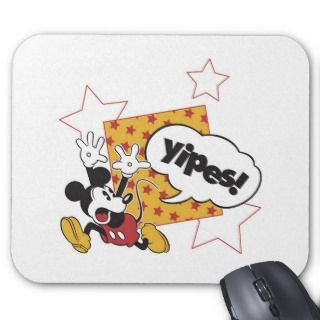 Disney Mickey & Friends Mickey design Mouse Mat
