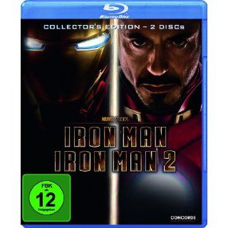 Iron Man / Iron Man 2 [Blu ray] [Collectors Edition]