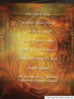 LP   ROYAL HUNT   Show Me How To Live / ORANGE VINYL   350 Copies