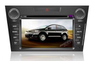 Mazda CX 7 OEM Touchscreen Autoradio Navigation GPS DVD  USB 3D TV