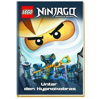 LEGO Ninjago Geheimnisse der Hypnocobras Maria Zettner