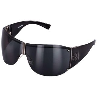 Armani Sonnenbrille Brille Sunglasses GA 437 S schwarz UVP 279 00 NEU