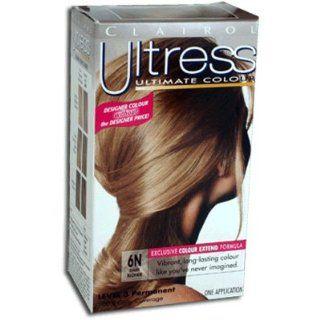 Clairol Ultress Hair Color #6N Dark Blonde (Haarfarbe)