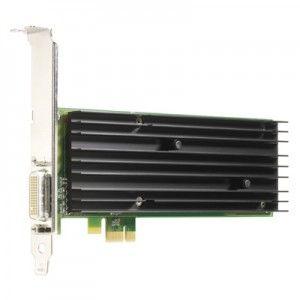 Nvidia Quadro NVS 290 PCIe x1 Grafikkarte 256MB Low Profile Dual Link