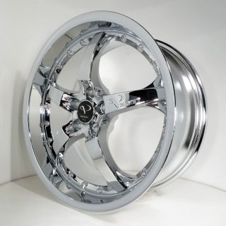 BARRACUDA VELVET CHROM 8,5x19 ET32 5x112 AUDI MERCEDES MB CHRYSLER