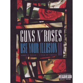Guns N Roses   Use Your Illusion World Tour   1992 In Tokyo 2