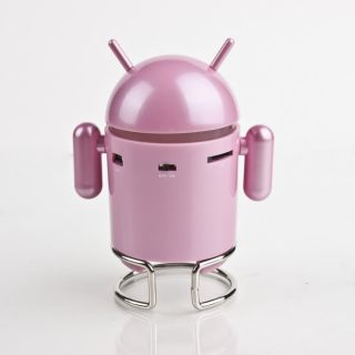 Android Robot Speaker Radio Card Tablet PC Lautsprecher