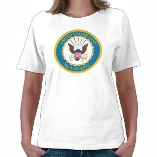 United States Navy Reserve Shirt
