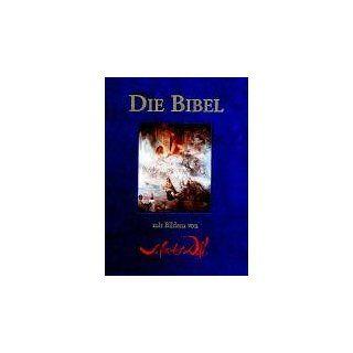 Bibelausgaben, Die Bibel mit Bildern von Salvador Dali