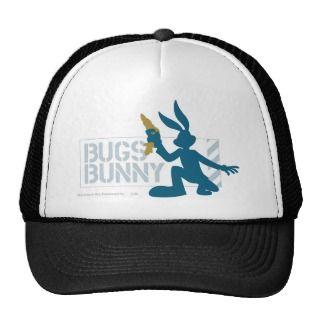 Bugs Bunny Holding Carro Graphic rucker Ha